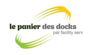 logo Panier des docks - facility serv VF