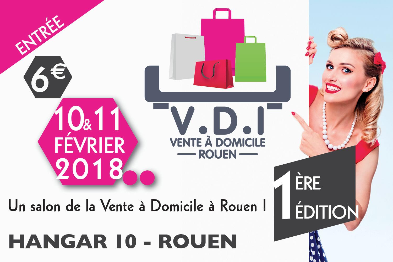 Salon VDI (Vente à Domicile Indépendant) 2018 - 1ère édition